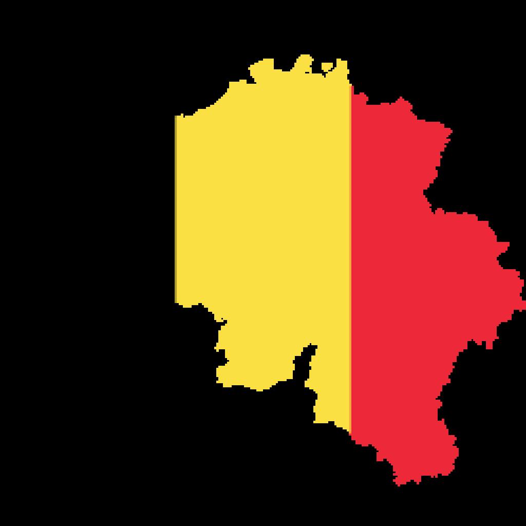 vežame į Belgija
