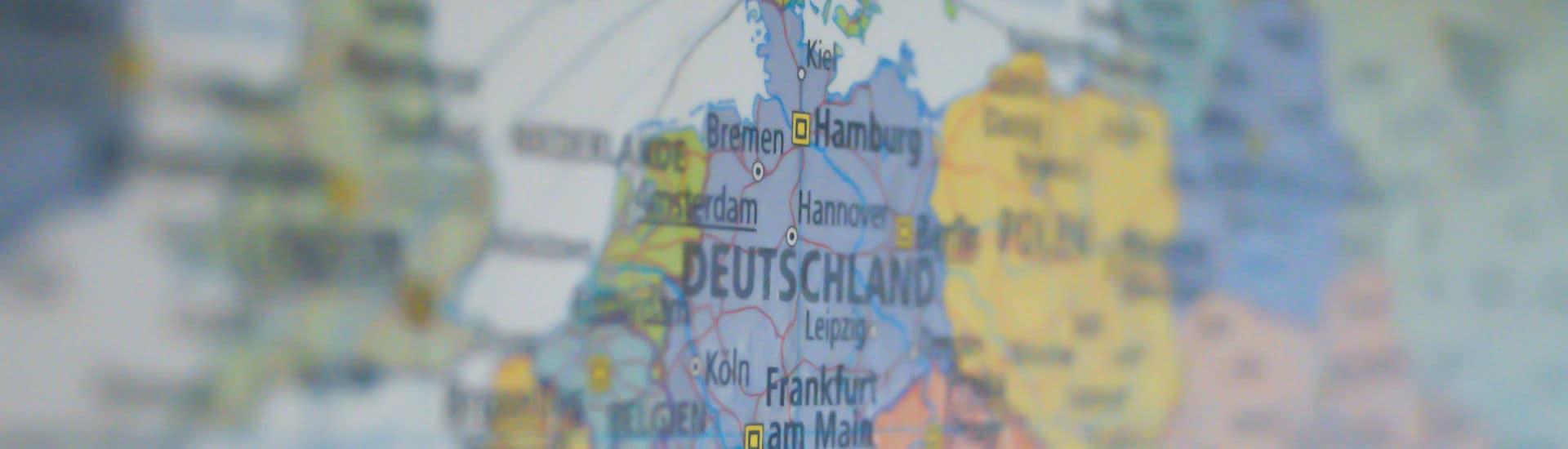 kelionės į vokietiją
